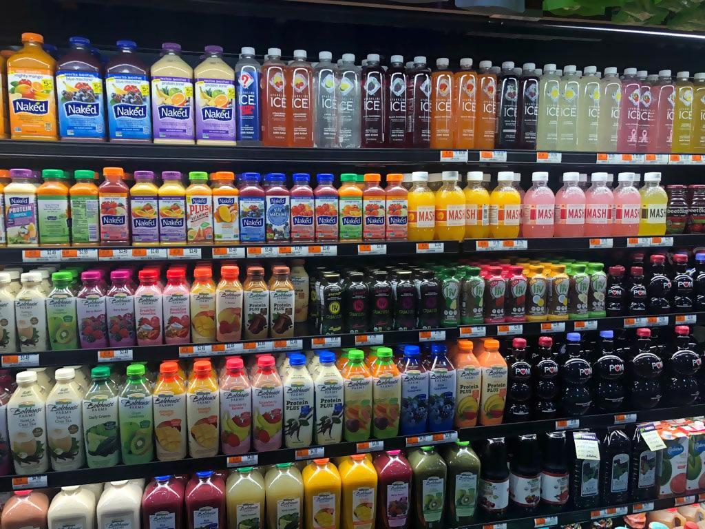 Agrodely en supermercados New York