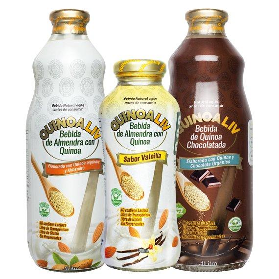 Bebidas de Quinoa (Andean Superfood)